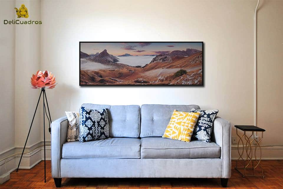 ¡Decora tu hogar con cuadros baratos! 2