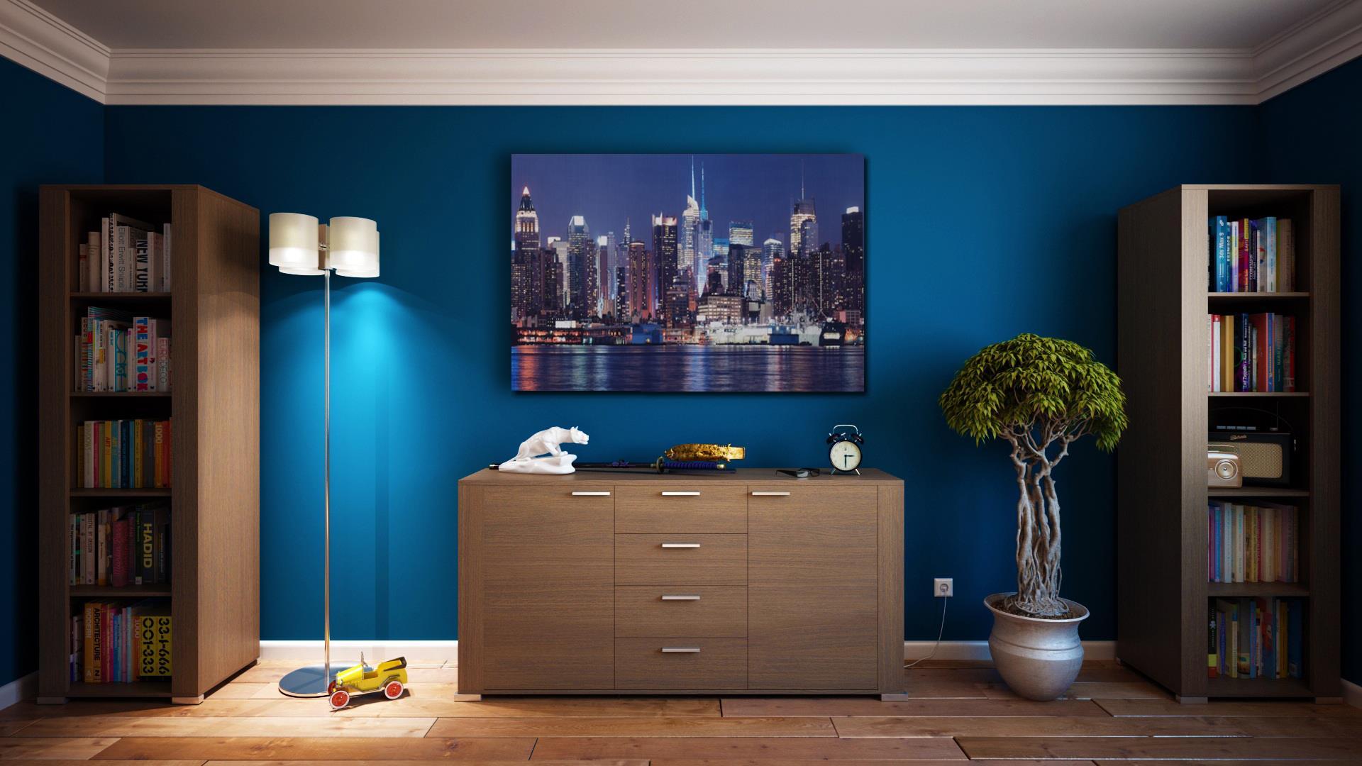 Trasládate a tu ciudad favorita con los cuadros modernos de Delicuadros 1