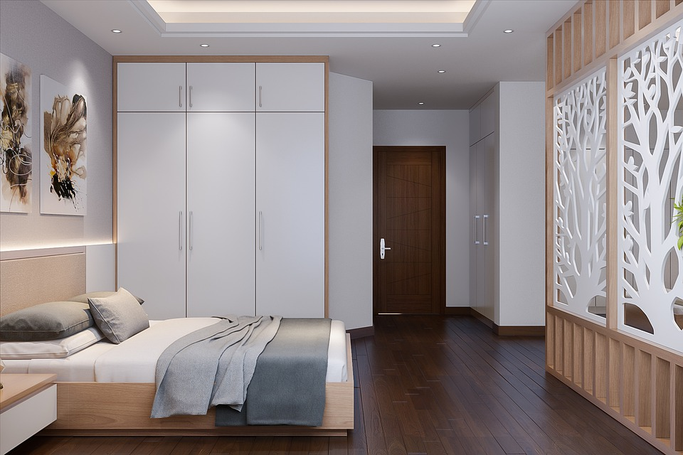 Una decoración diferente para el dormitorio