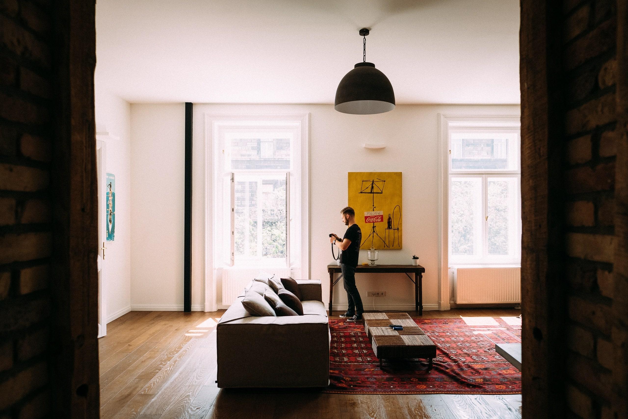 Consejos para decorar el pasillo de tu casa