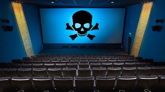 Cine vs piratería